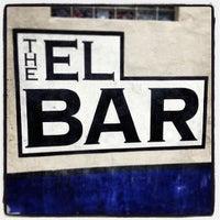 Photo taken at El Bar by Trenton China R. on 4/12/2013