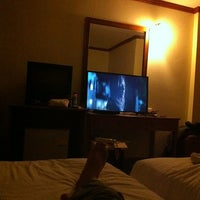 Photo taken at Golden Land Hotel @ Chiang Rai by Ukris K. on 1/29/2013