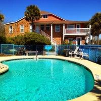 Photo taken at Ocean Inn by John R. on 3/27/2013