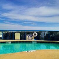 Photo taken at Ocean Inn by John R. on 9/12/2013