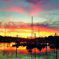Photo taken at Isle of Palms Marina by John R. on 8/7/2013