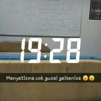 Photo taken at Turgut Özal Üniversitesi Mühendislik Fakültesi by Şeyma T. on 11/11/2015