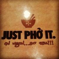 Photo taken at Pho NOLA by Patrick D. on 9/7/2013