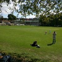 Photo taken at College Park (Páirc an Choláiste) by Jim D. on 8/30/2016