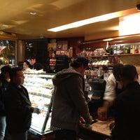 Photo taken at Emporio Rulli Caffè by Lisa J. on 11/25/2012