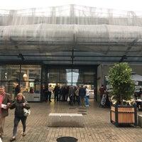 Photo taken at Les Halles de Sète by Yann V. on 10/23/2016