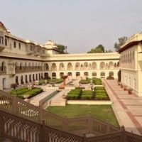 2/3/2013 tarihinde Ankit M.ziyaretçi tarafından Rambagh Palace Hotel'de çekilen fotoğraf