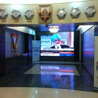 Photo taken at Bombay Stock Exchange (BSE) by Ankit M. on 12/15/2012