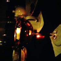 Photo taken at Collins Coctail & Vino Bar by Zita E. on 11/16/2012
