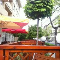 Photo taken at Premium Cafe & Étterem by Dalocska on 4/4/2014