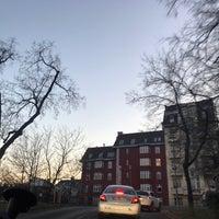 Foto scattata a Mansfeld Péter Park da Dalocska il 12/1/2017