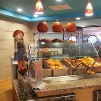 Photo taken at Louis J. Esposito Dining Center by Karen P. on 10/28/2014