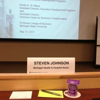 Photo taken at The James B. Henry Center for Executive Development by Steven J. on 5/15/2013