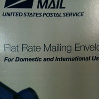 Photo taken at US Post Office by Colin M. on 10/17/2012