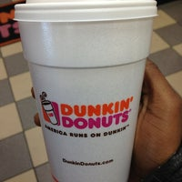 Photo taken at Dunkin Donuts by Colin M. on 3/25/2013