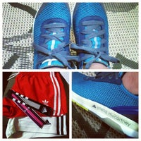 Photo taken at Adidas Outlet Store by Talita B. on 2/23/2013