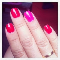 Photo taken at Nails Beauty by Talita B. on 12/1/2013