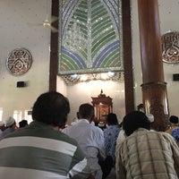 Photo taken at Masjid Agung Darussalam Bojonegoro by Imanullah F. on 2/17/2017