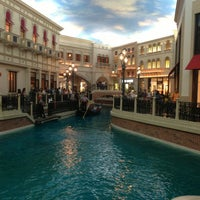 Photo taken at Venetian Resort & Casino by Christ H. on 6/22/2013