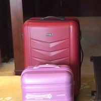 Photo taken at Taizhou International Hotel by Serpil K. on 8/19/2015