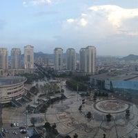 Photo taken at Taizhou International Hotel by Serpil K. on 8/20/2016