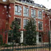 Photo taken at Lycée français de Sofia Victor Hugo by Teodora D. on 3/14/2013