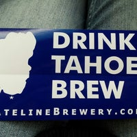 Photo taken at Stateline Brewery & Restaurant by Sarah B. on 5/27/2013