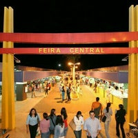 Photo taken at Feira Central by Anderson M. on 12/1/2012