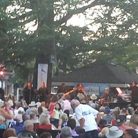 Photo taken at Jazz On The Plazz by Morgan L. on 7/25/2013