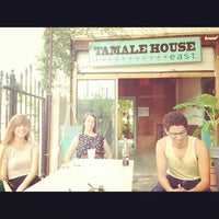 Photo taken at Tamale House East by David S. on 6/8/2013