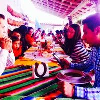 Photo taken at La Casona de Tlaxcala by Daniel M. on 12/20/2014