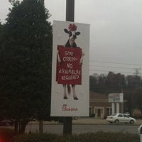 Photo taken at Chick-fil-A by Taylor D. on 12/11/2012