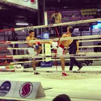 Photo taken at Lumpinee Boxing Stadium by Brody M. on 4/20/2013