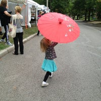 Photo taken at Historic Shaw Art Fair by Nicky H. on 10/5/2013