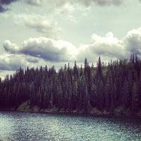Photo taken at Meridian Lake by Shirley Z. on 7/5/2013