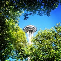 Photo taken at Space Needle by Isaiah L. on 5/15/2013