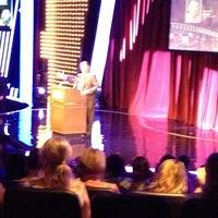 Photo prise au Sands Theatre at the Venetian Las Vegas par Phyllis E. le4/29/2013