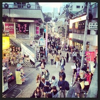 Photo taken at BODY LINE 原宿店 by Noranna Y. on 4/10/2013
