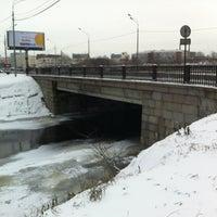 Photo taken at Казачий мост by Alex A. on 12/4/2012