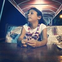 Photo taken at Çocuk Oyun Parkı by Tamer on 8/9/2014