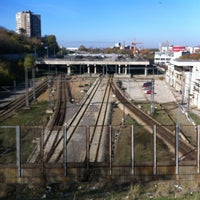 Photo taken at Belgradе Centre Railway Station by Igor P. on 11/8/2012