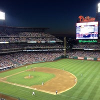 Photo taken at Citizens Bank Park by Gary J. on 6/1/2013