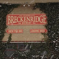 Photo taken at Breckenridge Brewery & BBQ by Chris A R. on 4/15/2013