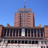 Photo taken at Intendencia Municipal de Montevideo by Felipe F. on 1/9/2013