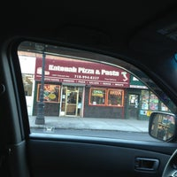 Photo taken at Katonah Pizza and Pasta by Jaylene on 2/20/2013