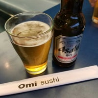 Photo taken at Omi Sushi by D M. on 8/9/2017