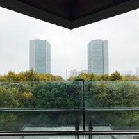 Photo taken at 同济大学图书馆 | Tongji Univ. Library by Mondzun T. on 11/17/2016