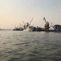 Photo taken at Linjiang Rd Ferry by Mondzun T. on 3/7/2017