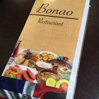 Photo taken at Bonao Restaurant by Carmelita C. on 2/14/2015