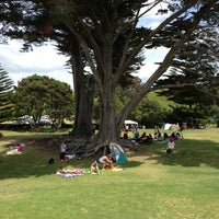 Photo taken at Long Bay Regional Park by Sheng T. on 1/1/2013